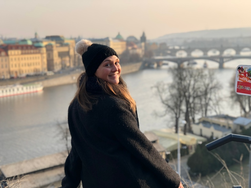 Young and Bold in Prague